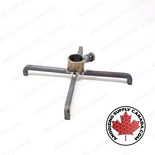 Titanium Tripod for Aluminum Anodizing