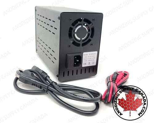 Adjustable Digital DC Power Supply for Aluminum Anodizing