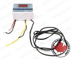 Digital Temperature Controler for Aluminum Anodizing Dye Heating Element